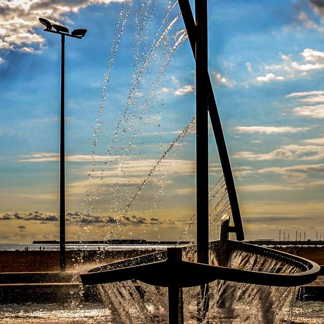"""fountain"" stock image"