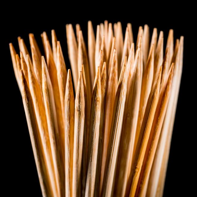 """Toothpickers"" stock image"