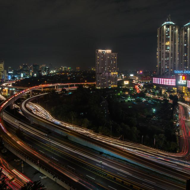 """""""I * Jakarta"""" stock image"""