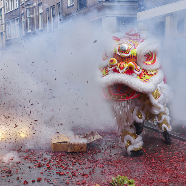 """CHINEES NEW YEAR"" stock image"