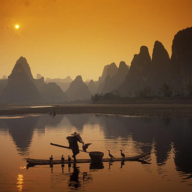 """ASIA CHINA GUILIN"" stock image"
