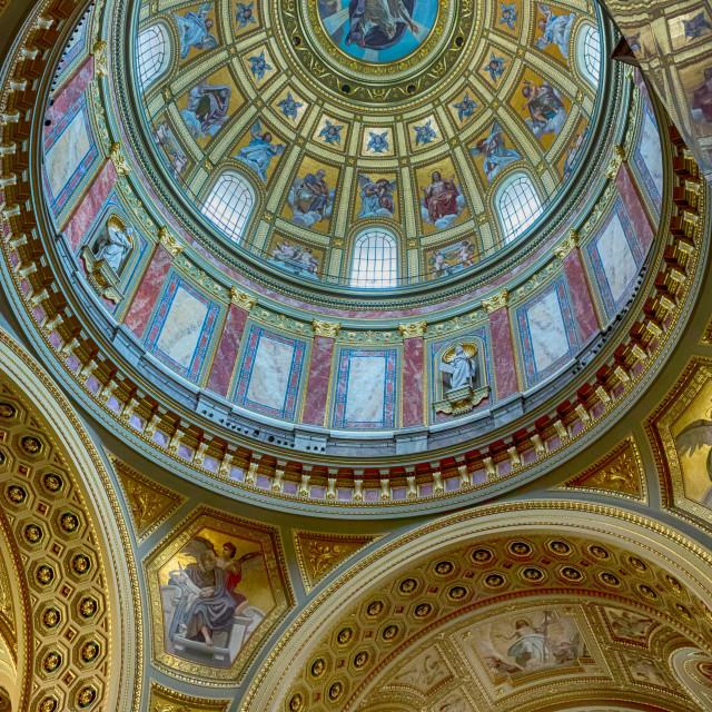 """Basilica"" stock image"