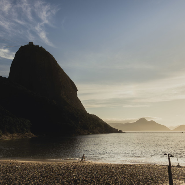 """Sugar Loaf"" stock image"
