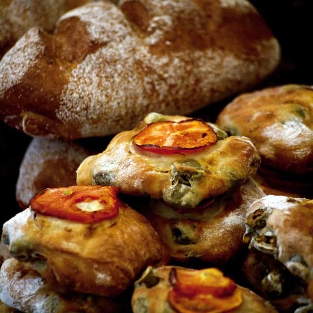 """Market, Bread"" stock image"