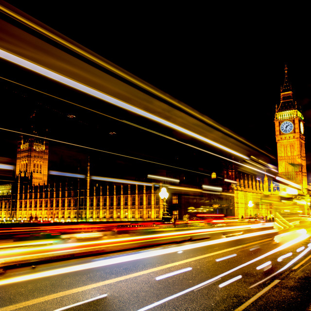 """Big Ben, London, England."" stock image"