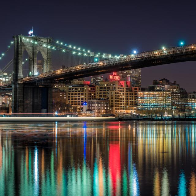 """""""Brooklyn Yo"""" stock image"""