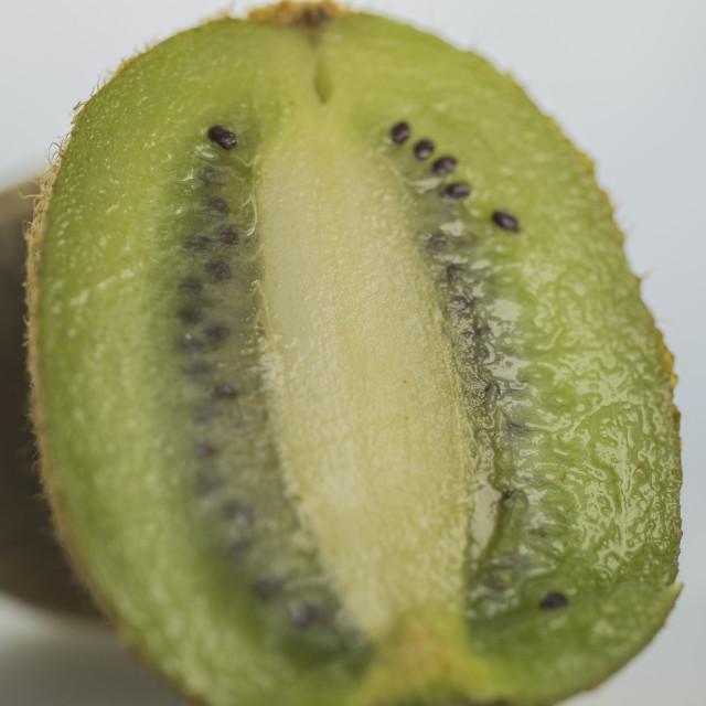 """""""The Kiwi Fruit"""" stock image"""