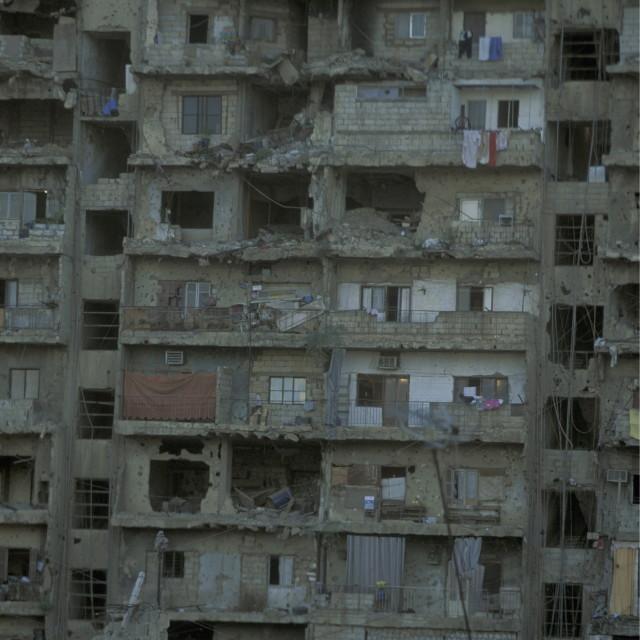 """""""ASIA LEBANON BEIRUT"""" stock image"""