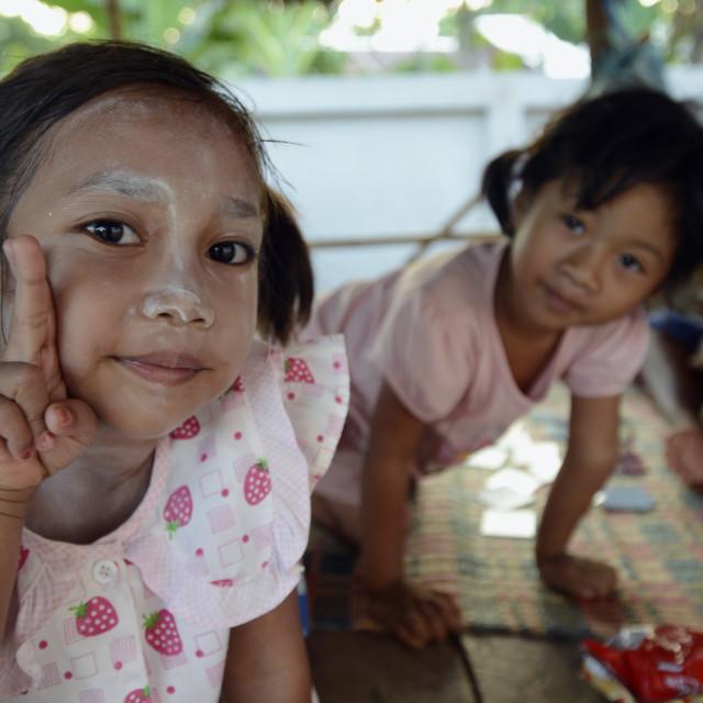 """ASIA THAILAND ISAN AMNAT CHAROEN"" stock image"
