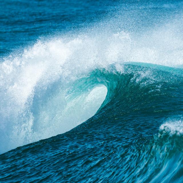 """Wave"" stock image"