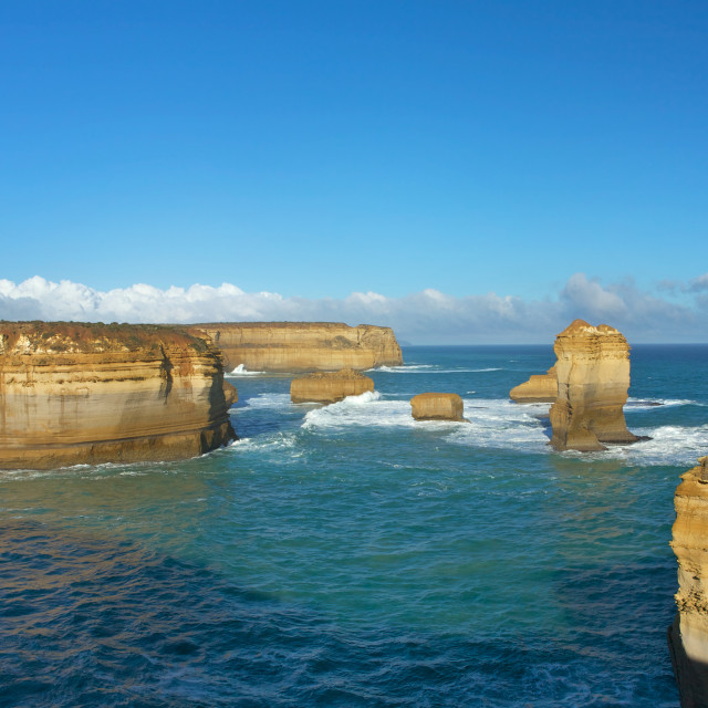"""Melbourne, Twelve Apostles"" stock image"