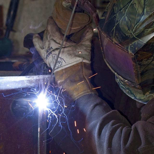 """tig welding"" stock image"