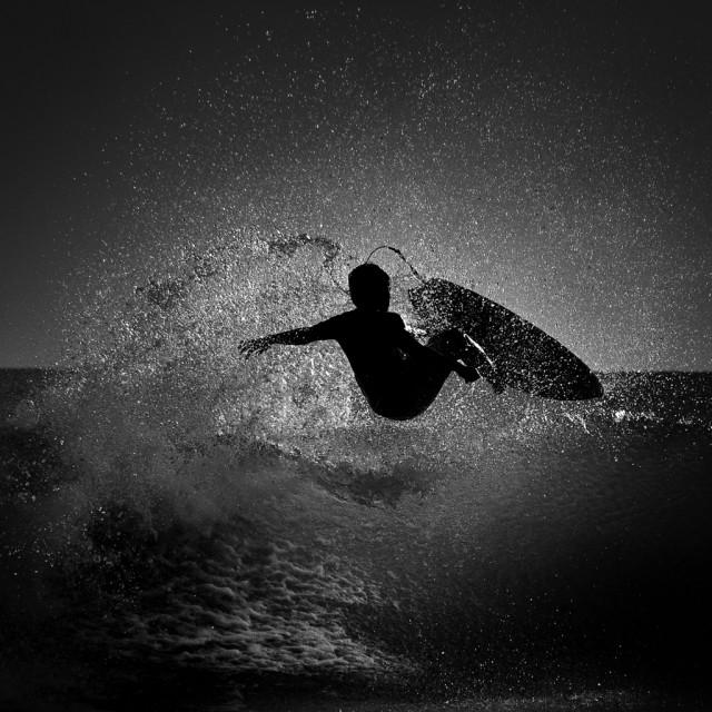 """eye surf"" stock image"