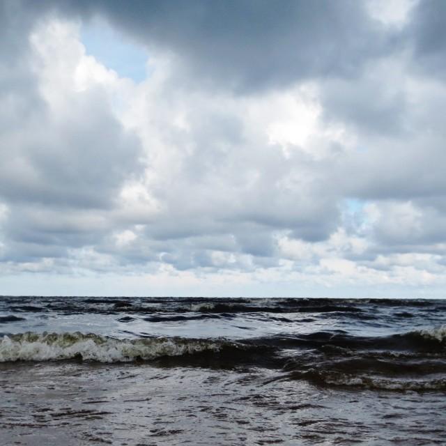 """Baltic sea"" stock image"