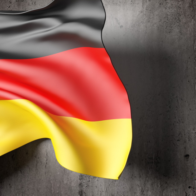 """german flag"" stock image"