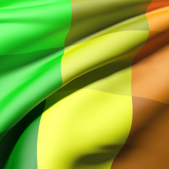 """colored flag"" stock image"