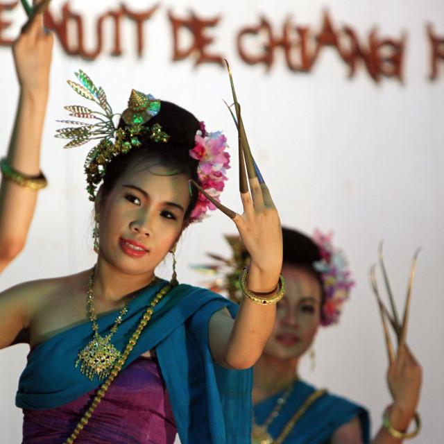 """ASIA THAILAND CHIANG RAI"" stock image"
