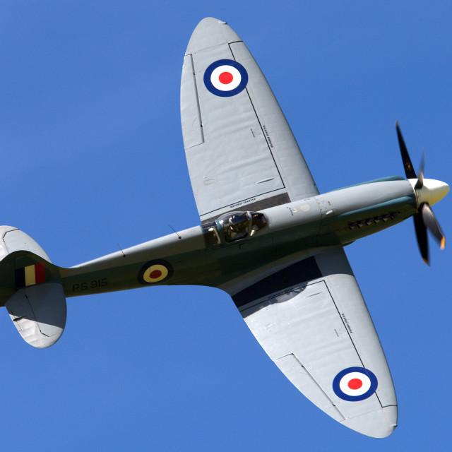 """Supermarine 389 Spitfire PR19"" stock image"