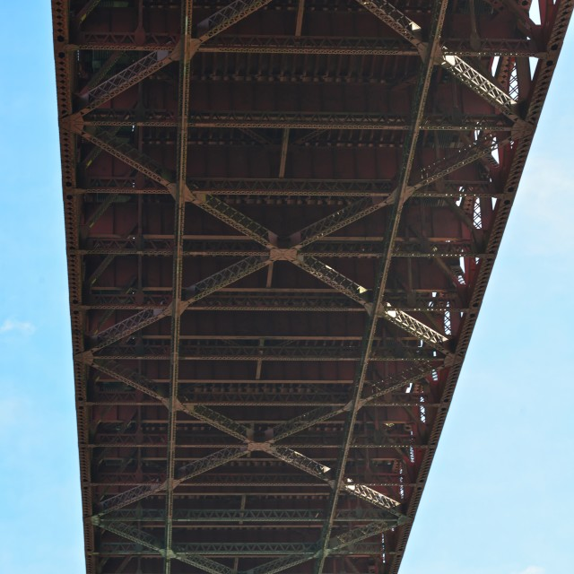 """Golden Gate Bridge 1"" stock image"