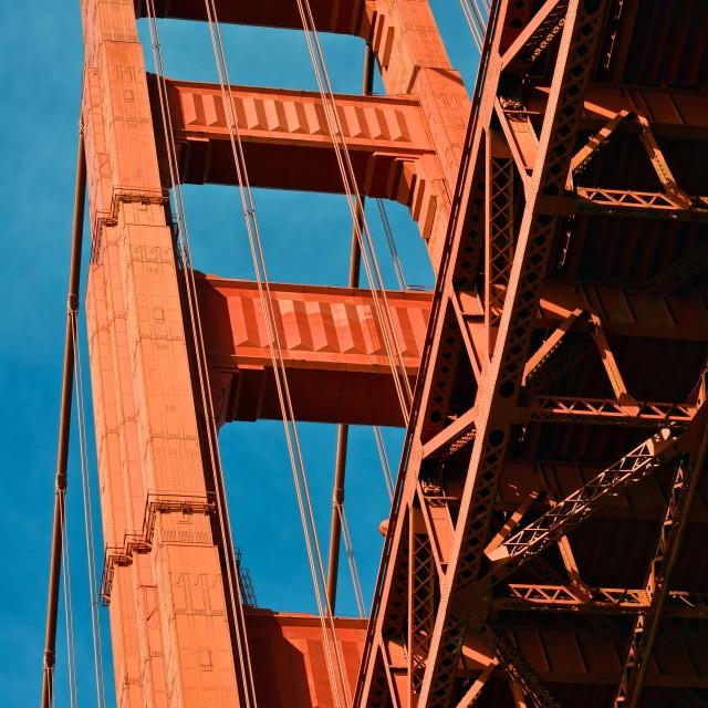 """Golden Gate Bridge 3"" stock image"