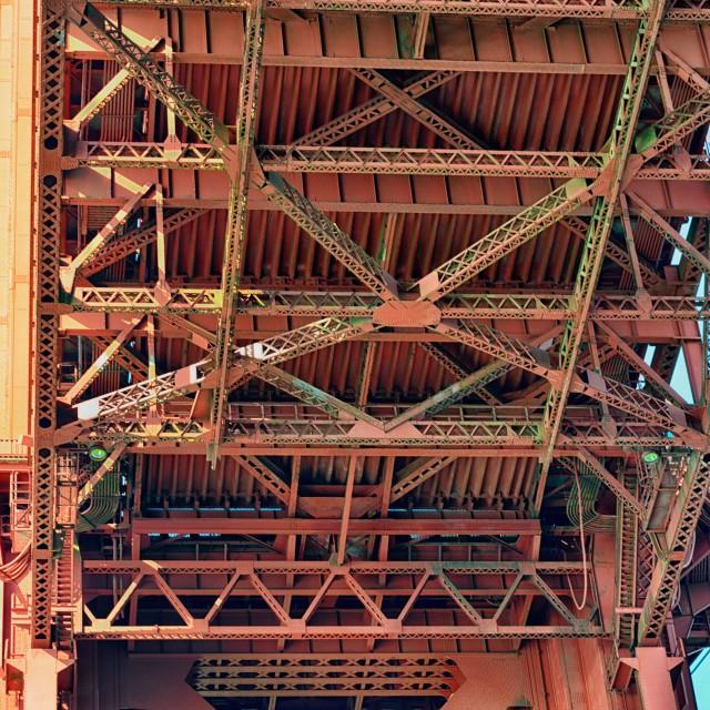 """Golden Gate Bridge 2"" stock image"
