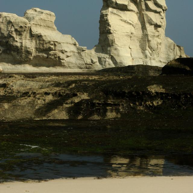 """""""Yellow Rock"""" stock image"""