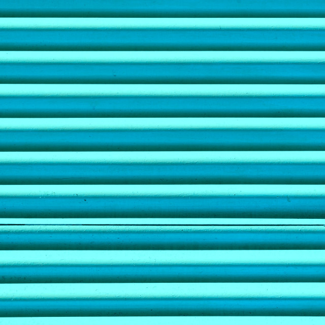 """Corrugated metal - vertical"" stock image"