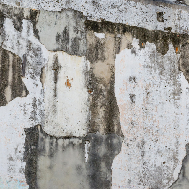 """Old walls - background / pattern"" stock image"