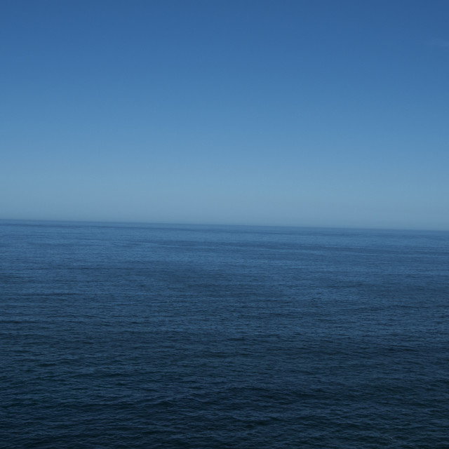 """Ocean in Cape town # 11"" stock image"