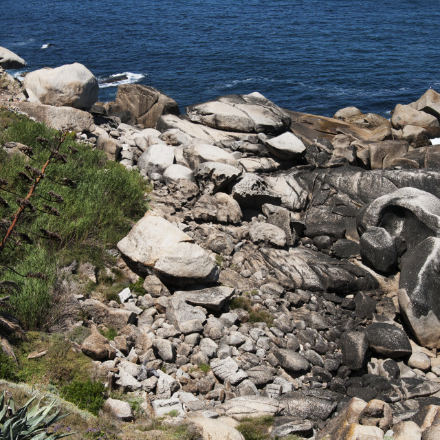 """Ocean in Cape town # 10"" stock image"