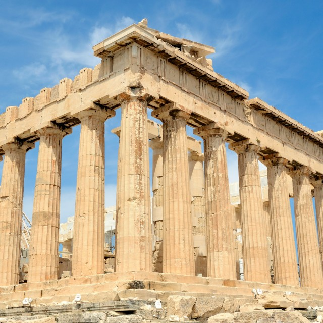 """""""Parthenon"""" stock image"""