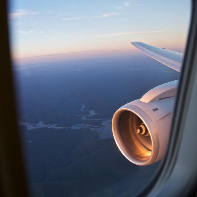 """Travel, Flight"" stock image"