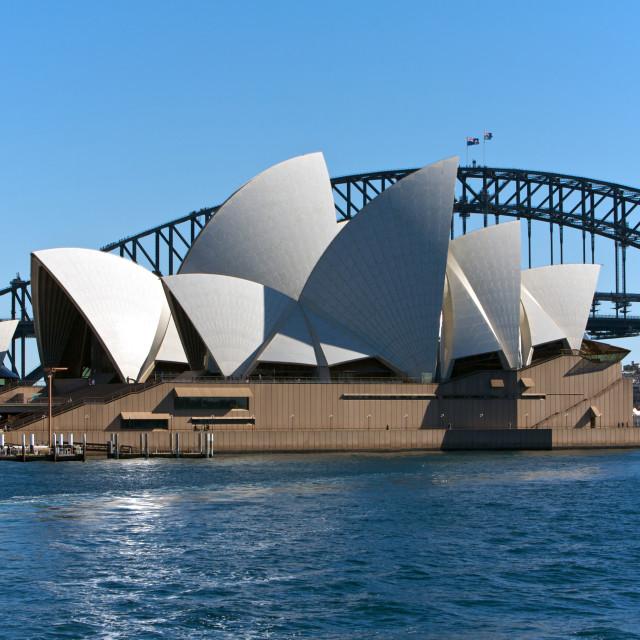 """Australia, Opera House"" stock image"