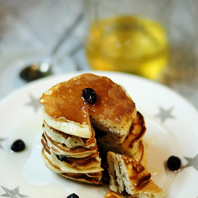 """Pancakes"" stock image"