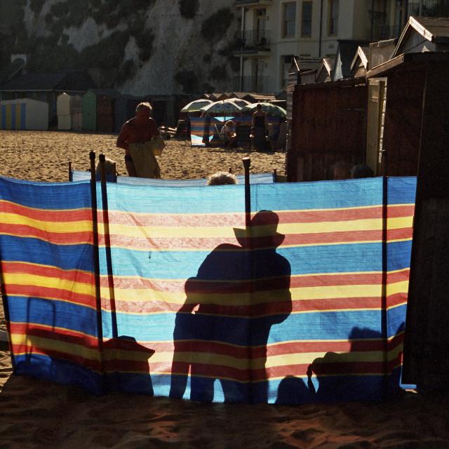 """Broadstairs, Kent, England, 2002"" stock image"