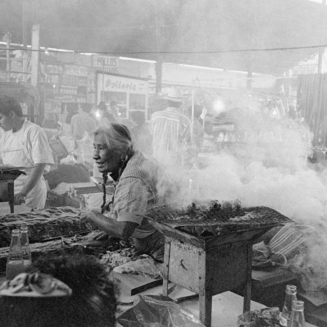 """""""Market Mexico City"""" stock image"""
