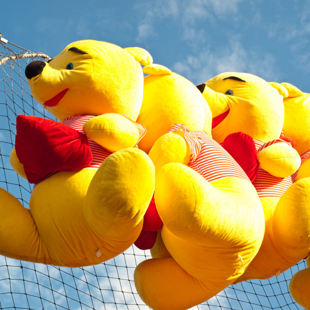 """Winnie the Pooh"" stock image"