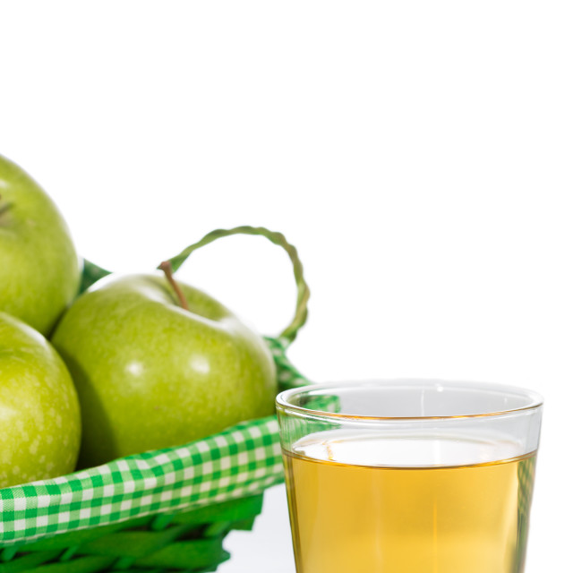 """Apple juice"" stock image"