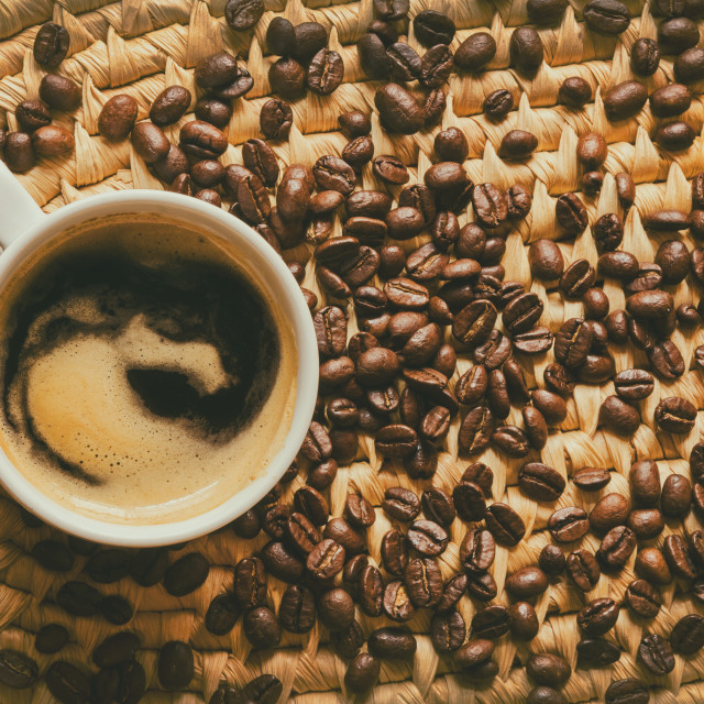 """Coffee Love"" stock image"