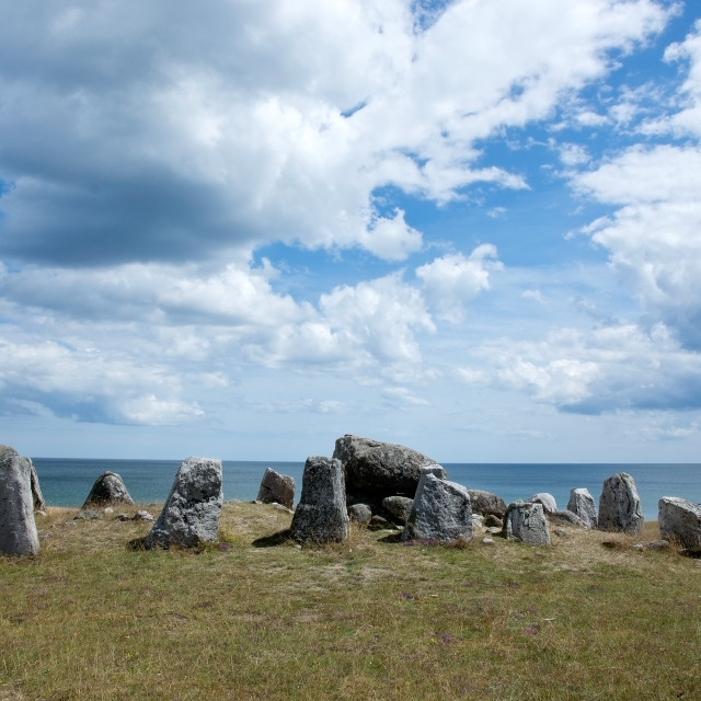 """""""Ancient stone structure"""" stock image"""