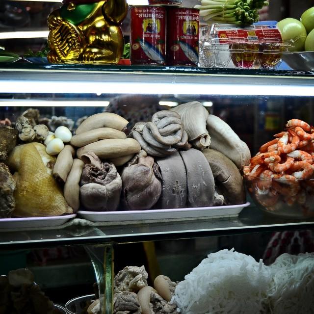 """""""Dong Xuan Market"""" stock image"""