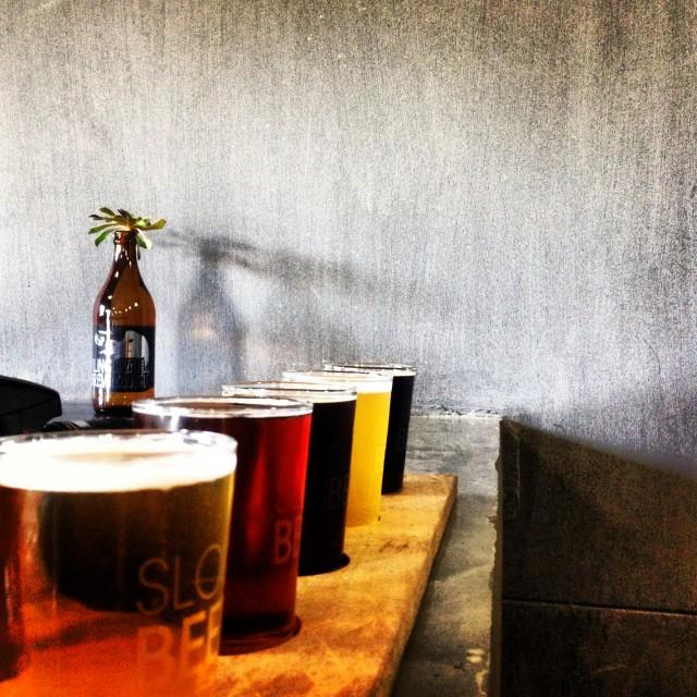 """""""Beer Tasting"""" stock image"""