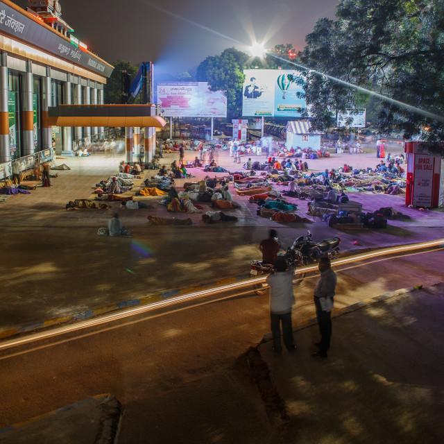 """Madurai Juntion - India"" stock image"