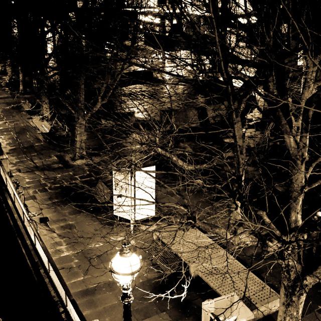 """Thames Path"" stock image"