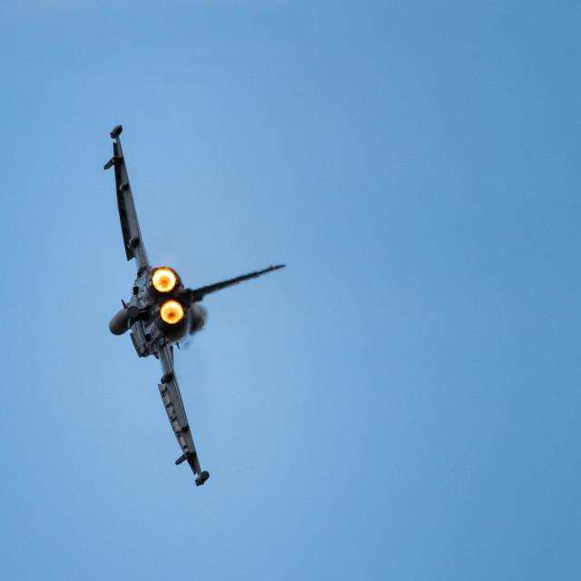 """Typhoon Fighter"" stock image"