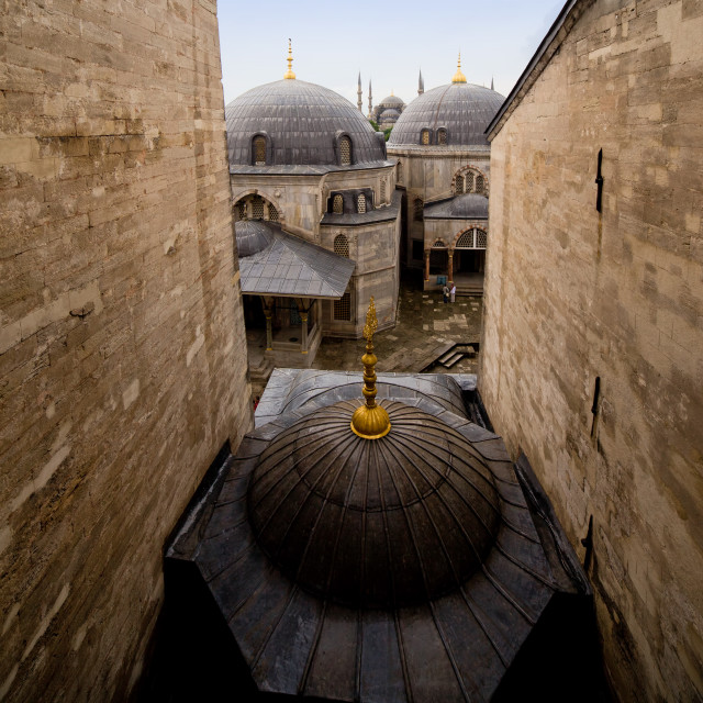 """""""Old City of Istanbul"""" stock image"""