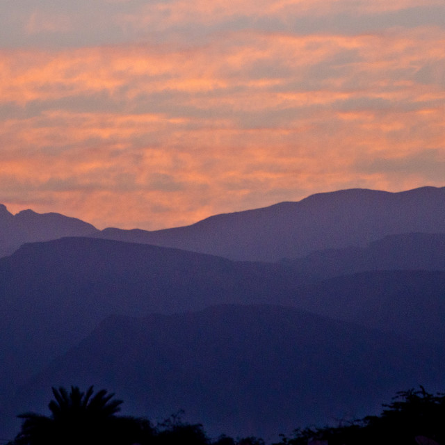 """""""Early morning in Dibba"""" stock image"""