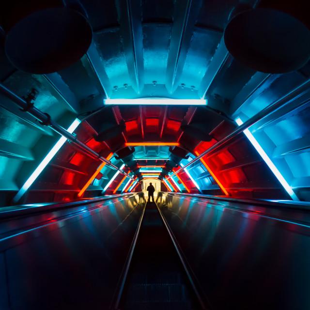 """""""Atomium"""" stock image"""