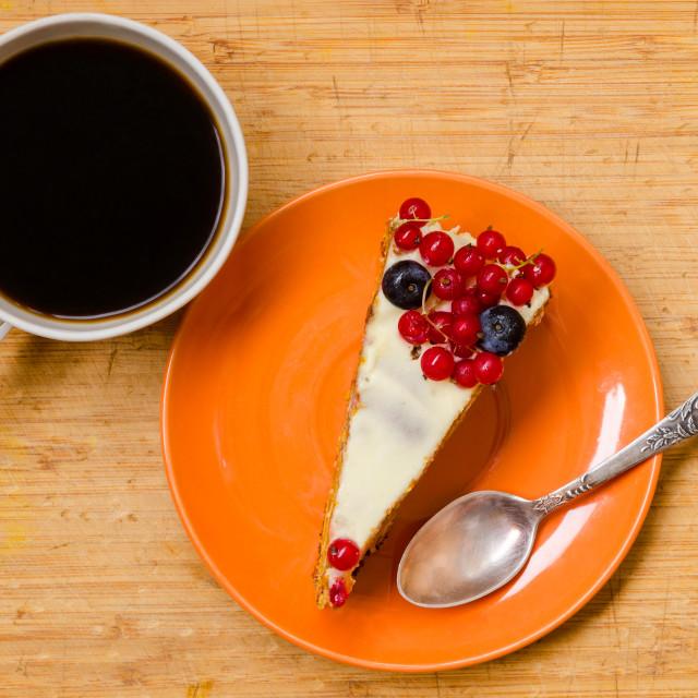"""Dessert Dream"" stock image"