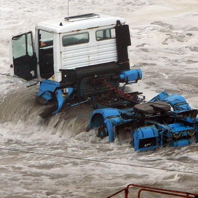 """""""Wick Storm 2012"""" stock image"""